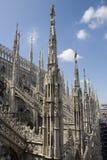 Di Milano del Duomo Foto de archivo