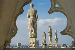 Di Milano del Duomo dell'IL immagine stock libera da diritti