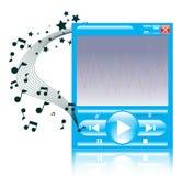 Di Music Box Fotografie Stock