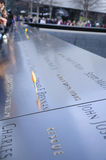 9/11 di New York commemorativa Fotografie Stock