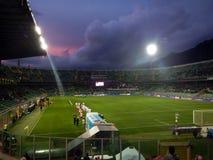 Di Palermo för USA Citta vs Spezia Calcio - Serie B Arkivfoton
