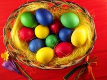 Di Pasqua vita ancora Fotografia Stock
