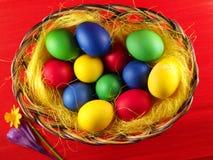 Di Pasqua vita ancora Fotografia Stock Libera da Diritti