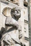 Di Pavía Italia, iglesia histórica de Certosa Imagen de archivo
