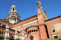 Di Pavia Certosa Италии стоковые изображения