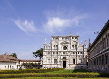 Di Pavia de Certosa Imagem de Stock