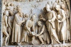 Di Pavia di Certosa Fotografia Stock Libera da Diritti