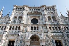 Di Pavia di Certosa fotografia stock