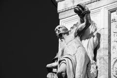 Di Pavia Itália de Certosa, igreja histórica Imagem de Stock