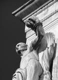 Di Pavie Italie, église historique de Certosa Photo stock