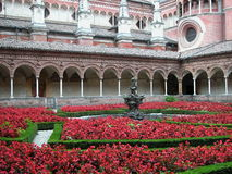 Di Pavie, Italie de Certosa Image stock