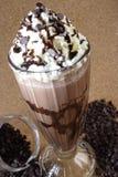 Di pepita di cioccolato Fotografie Stock