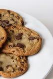 Di pepita di cioccolato [biscotti fotografia stock