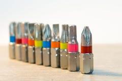 di pezzi colorati Multi Fotografia Stock