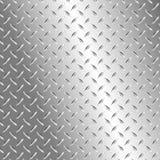 Di piastra metallica Fotografia Stock