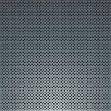 Di piastra metallica perforato Fotografia Stock Libera da Diritti