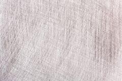 Di piastra metallica spazzolato Grey con il multiplo graffia la struttura Fotografia Stock