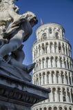 Di Pisa de Torre Fotografia de Stock Royalty Free