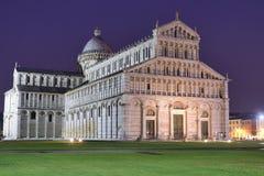 Di Pisa del Duomo Imágenes de archivo libres de regalías