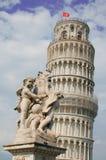 Di Pisa di Torre fotografia stock