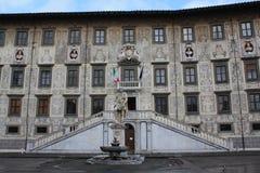 Di Pisa do normale de Scuola Foto de Stock Royalty Free