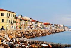 Di Pisa, Italia, Europa del puerto deportivo Imágenes de archivo libres de regalías
