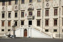 Di Pisa van Normale van Scuola stock fotografie