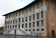 Di Pisa van Scuola normale   Royalty-vrije Stock Afbeeldingen