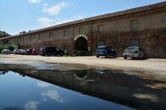 ` Di Podere San Giovanni del ` in Stupinigi, Torino fotografia stock libera da diritti