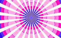 di retro bei modelli d'annata d'annata colorati colorati Multi hanno chiazzato i raggi bianchi blu porpora rosa, fondo delle nuvo Immagini Stock