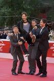 Di Rom 2009 Festivaldel Film Stockbilder