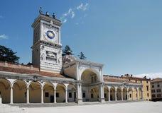 Di San Giovanni, Udine del Loggia Fotografia Stock Libera da Diritti