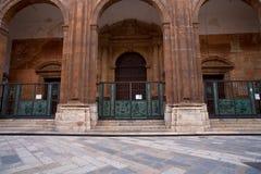 Di San Lorenzo Cattedrale, Trapani стоковое изображение rf