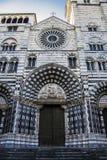 Di San Lorenzo, Genova di Cattedrale Fotografie Stock Libere da Diritti