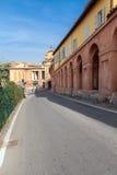 Di San Luca do pórtico Fotos de Stock