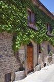 Di San Marino de Repubblica - passagens na cidade velha Fotos de Stock Royalty Free