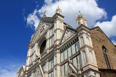 Di Santa Croce de basilique Images libres de droits