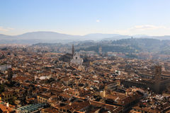 Di Santa Croce de basilique de Florence, Italie photo stock