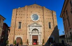 Di Santa Maria Annunziata Duomo стоковое изображение rf