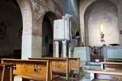 Di Santa Maria Assunta базилики, Muggia Стоковое фото RF