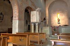 Di Santa Maria Assunta базилики, Muggia Стоковые Фото