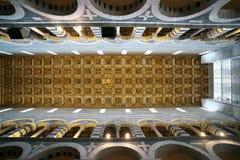 Di Santa Maria Assunta de la catedral o de Cattedrale Metropolitana Primaziale de Pisa Imágenes de archivo libres de regalías