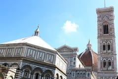Di Santa Maria da basílica em Florença, Italy Imagens de Stock Royalty Free