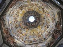 Di Santa Maria de Fiore Cattedrale Стоковое Изображение RF