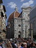 Di Santa Maria del Fiore - Флоренс Cattedrale, Тоскана Стоковое фото RF