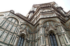 Di Santa Maria del Fiore Catedrala - Duomo Firenze, Италия Стоковое фото RF