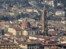 Di Santa Maria del Fiore Cattedrale Стоковые Изображения RF
