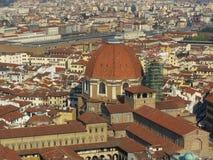 Di Santa Maria del Fiore Cattedrale Стоковая Фотография RF