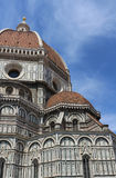Di Santa Maria del Fiore da catedral em Florença Imagens de Stock