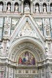 Di Santa Maria del Fiore de basilique Photo stock